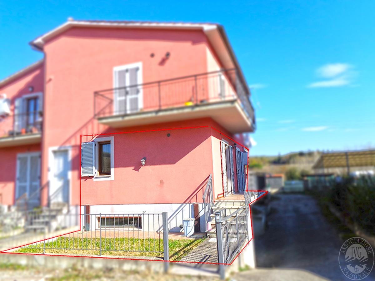 Appartamento a MONTALCINO in località Torrenieri - Lotto 1