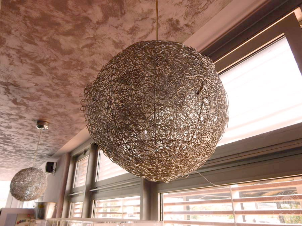 Lotto 38) N. 7 luci + 5 lumi a soffitto       GARA ONLINE 29 NOVEMBRE 2021