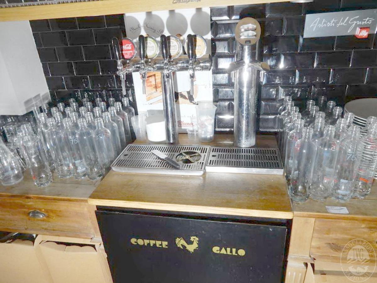 Lotto 49) Spillatore birra completo di mobiletto     GARA ONLINE 29 NOVEMBRE 2021 0
