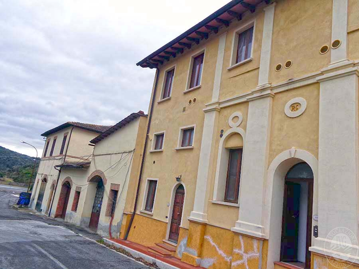 Appartamento in strada provinciale della Badia di Sant'Antimo a Montalcino 2