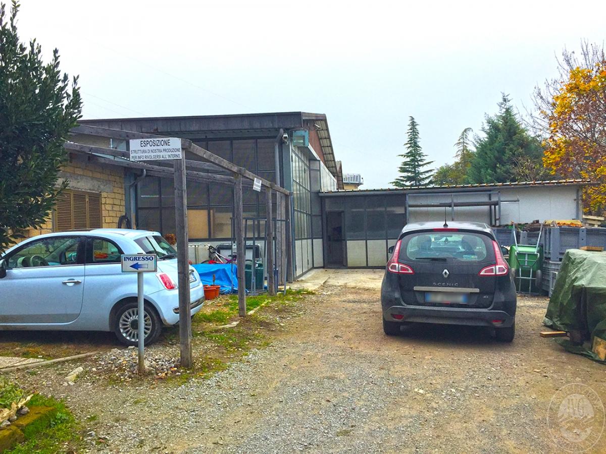 Immobile ad uso laboratorio ad ABBADIA SAN SALVATORE in Via Po - Lotto 1