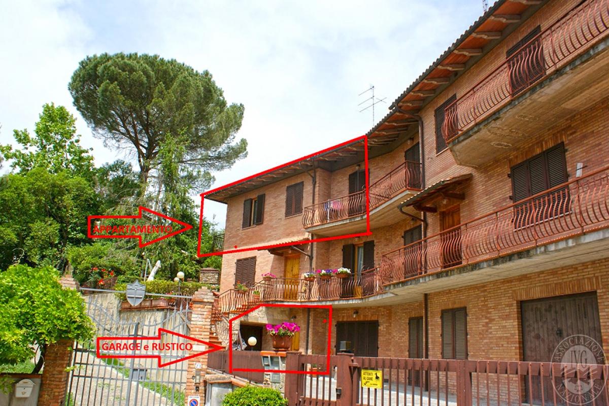 Appartamento a Poggibonsi in via del Casalino
