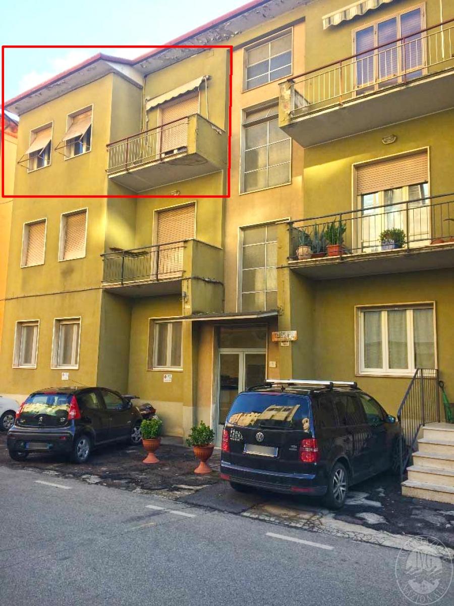 Due appartamenti a Castiglion Fiorentino in Via Trieste