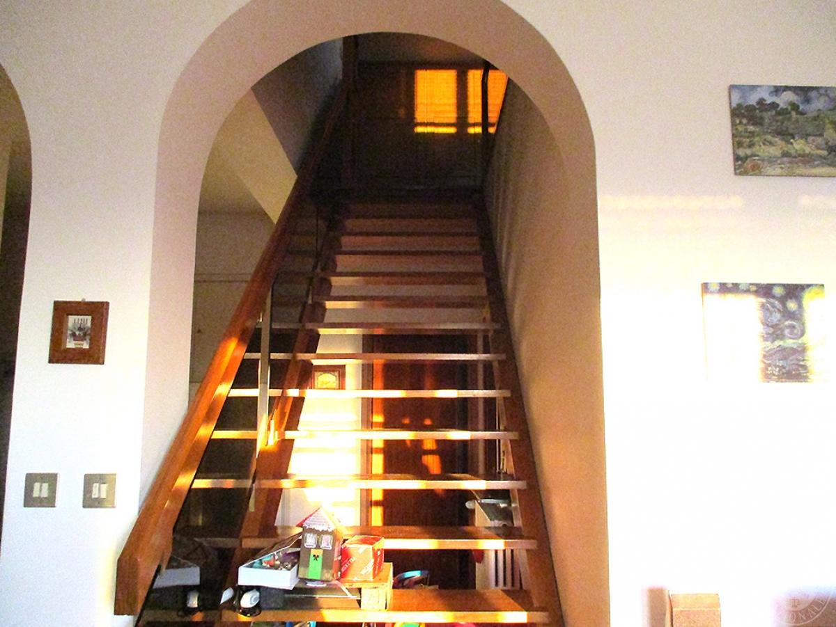 Due appartamenti a Castiglion Fiorentino in Via Trieste 1