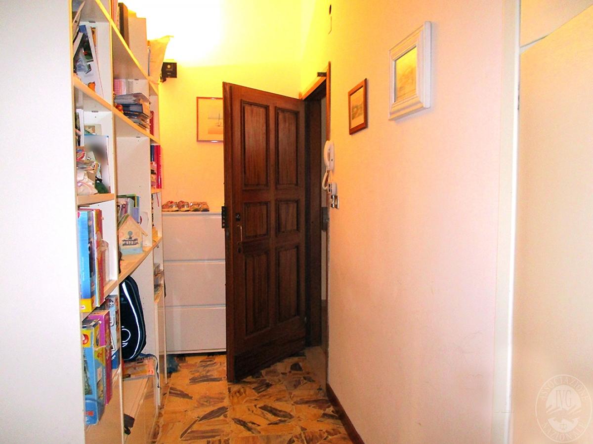 Due appartamenti a Castiglion Fiorentino in Via Trieste 4