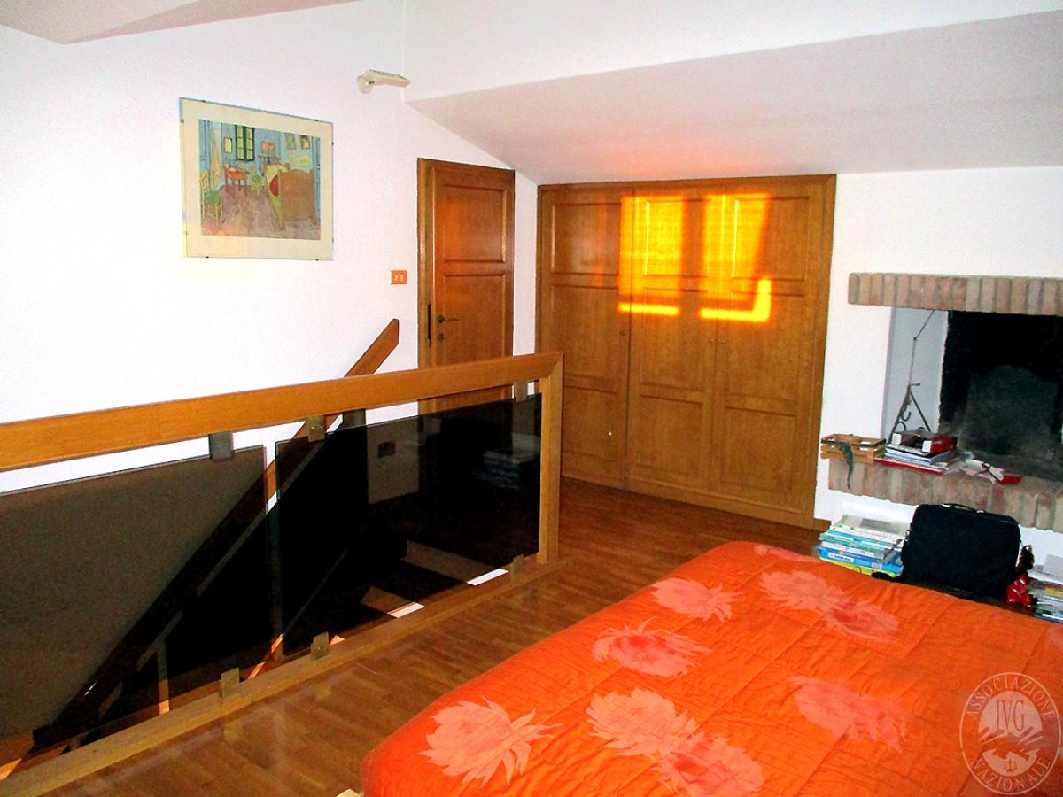 Due appartamenti a Castiglion Fiorentino in Via Trieste 3