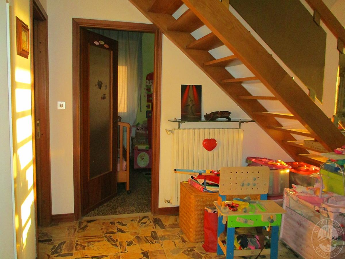 Due appartamenti a Castiglion Fiorentino in Via Trieste 5