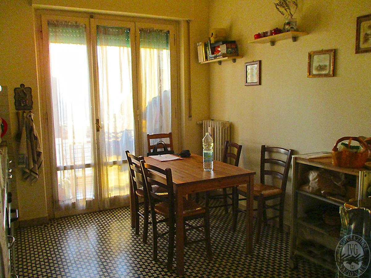Due appartamenti a Castiglion Fiorentino in Via Trieste 6