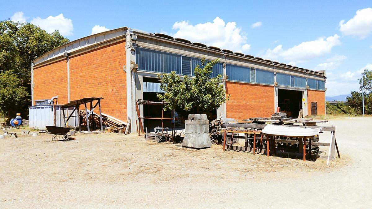 Complesso produttivo a Monte San Savino in località Ceneraia - Lotto 1