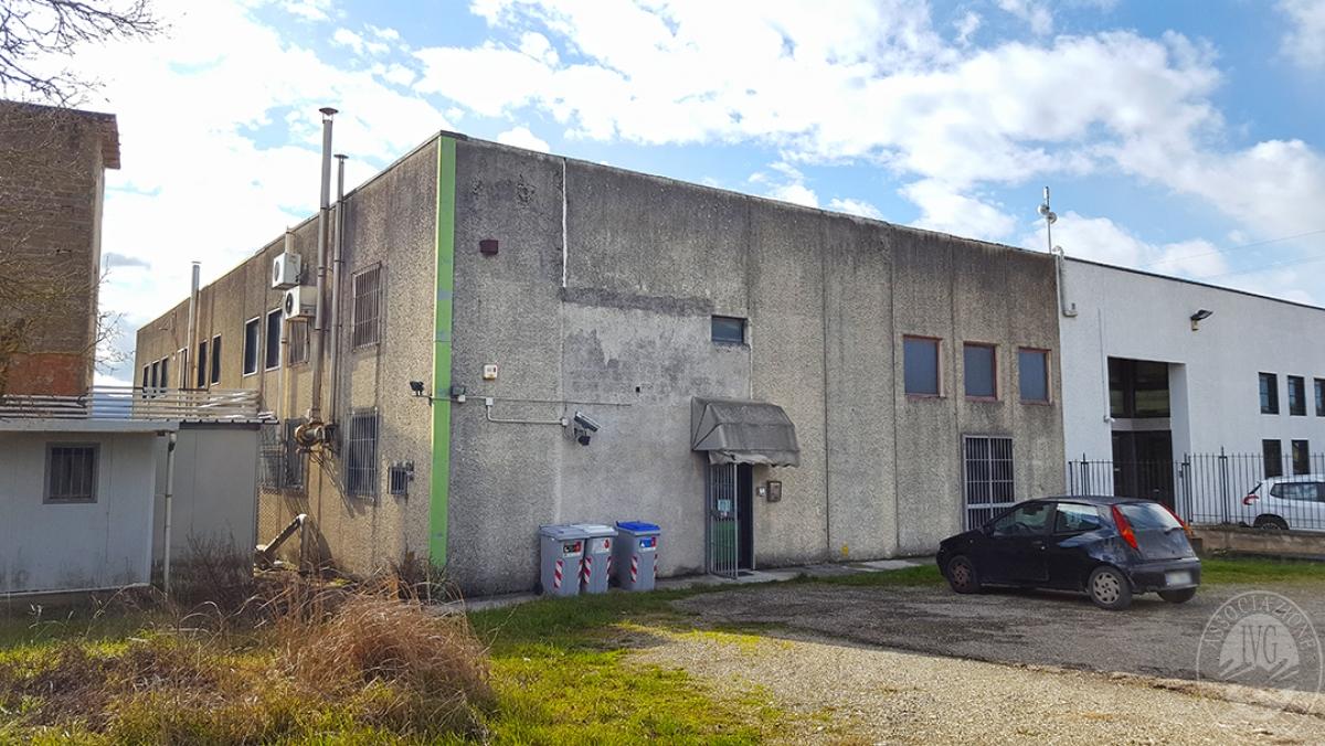Fabbricato artigianale ad Arezzo in località Case Nuove di Ceciliano