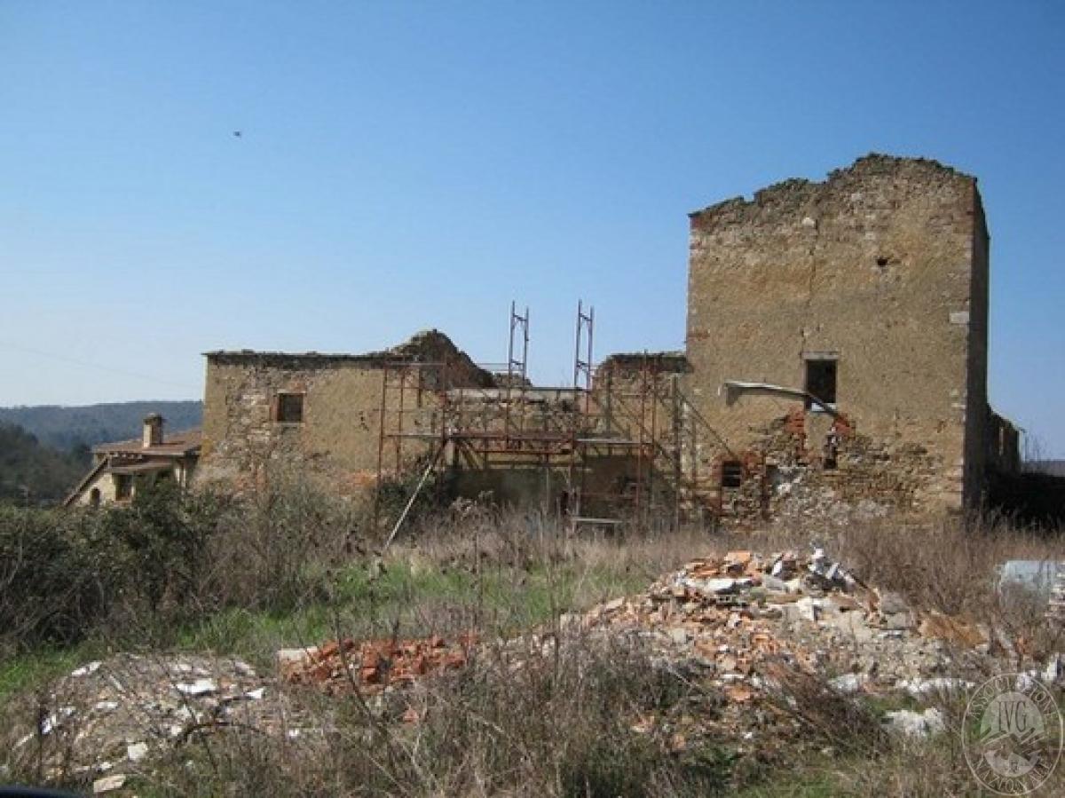 Fabbricato rurale a RAPOLANO TERME
