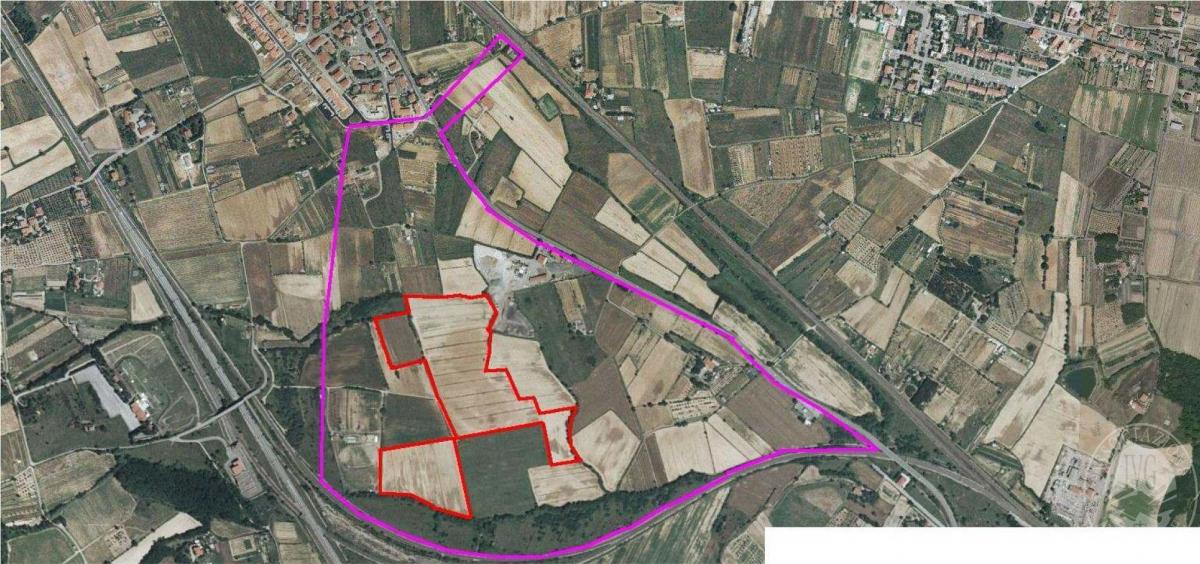 Rif L3 - Terreni ad AREZZO - Zona Interporto