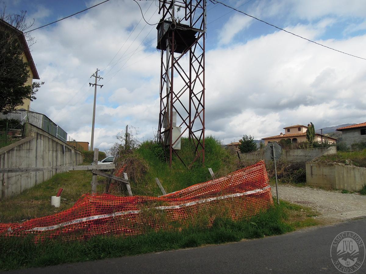 Terreno edificabile a TERRANUOVA BRACCIOLINI in loc. Piantravigne 5