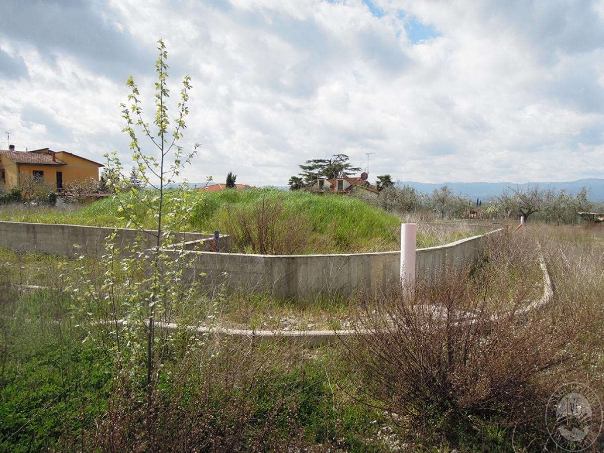Terreno edificabile a TERRANUOVA BRACCIOLINI in loc. Piantravigne 16