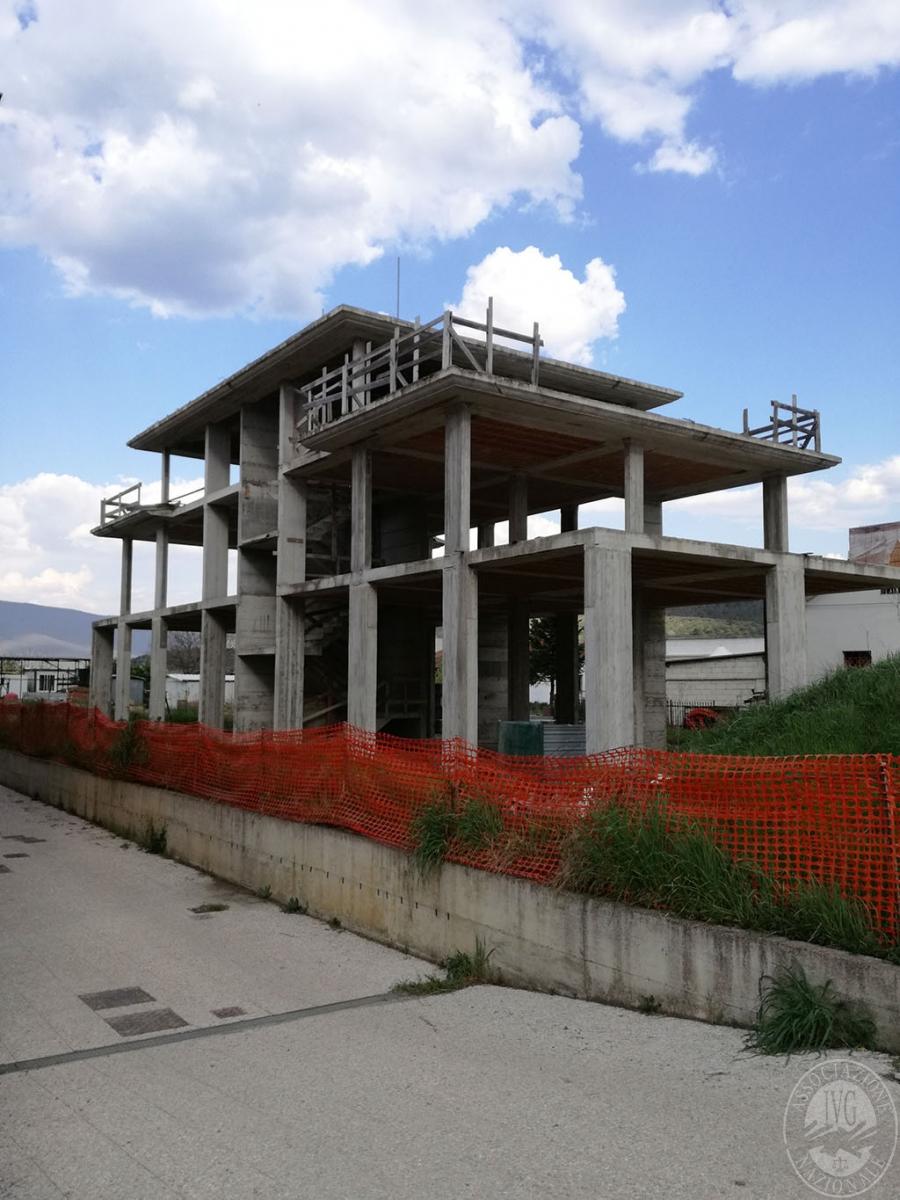 Fabbricato in costruzione a CORTONA in loc. Ossaia - Lotto 3