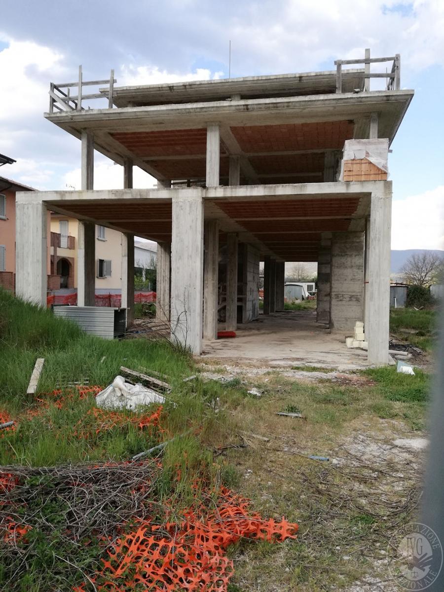 Fabbricato in costruzione a CORTONA in loc. Ossaia - Lotto 3 0