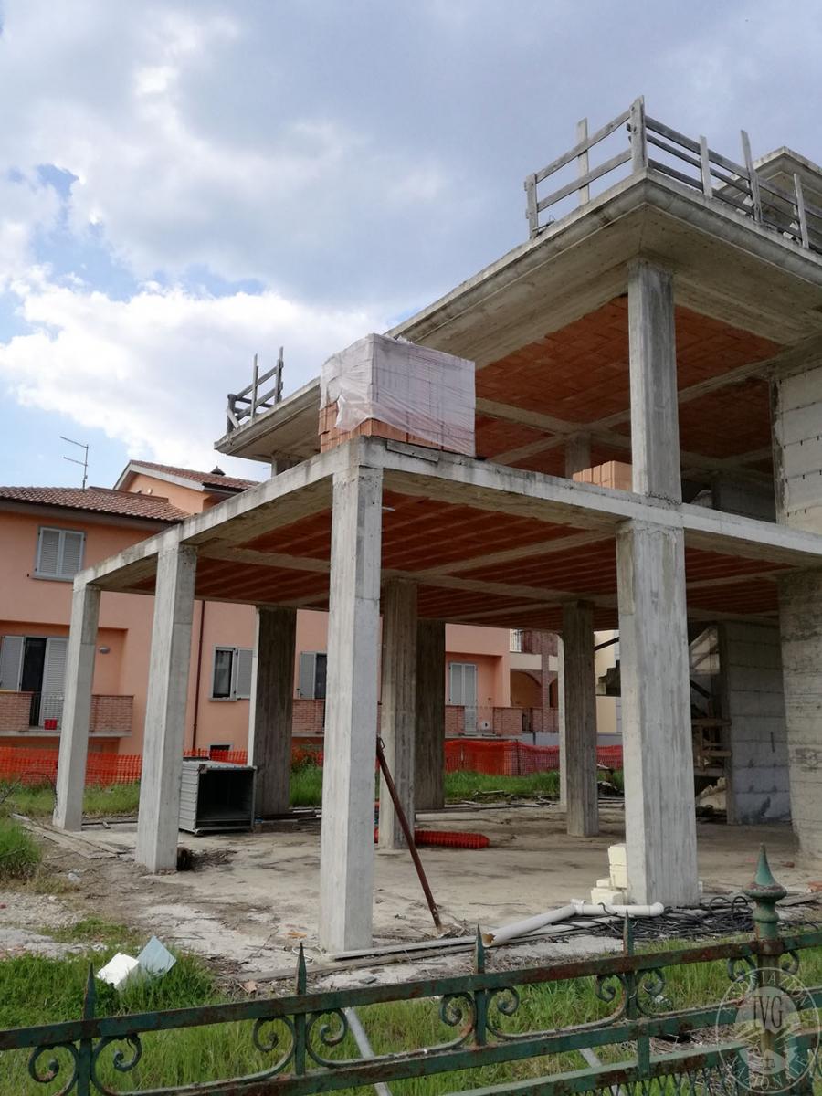 Fabbricato in costruzione a CORTONA in loc. Ossaia - Lotto 3 2
