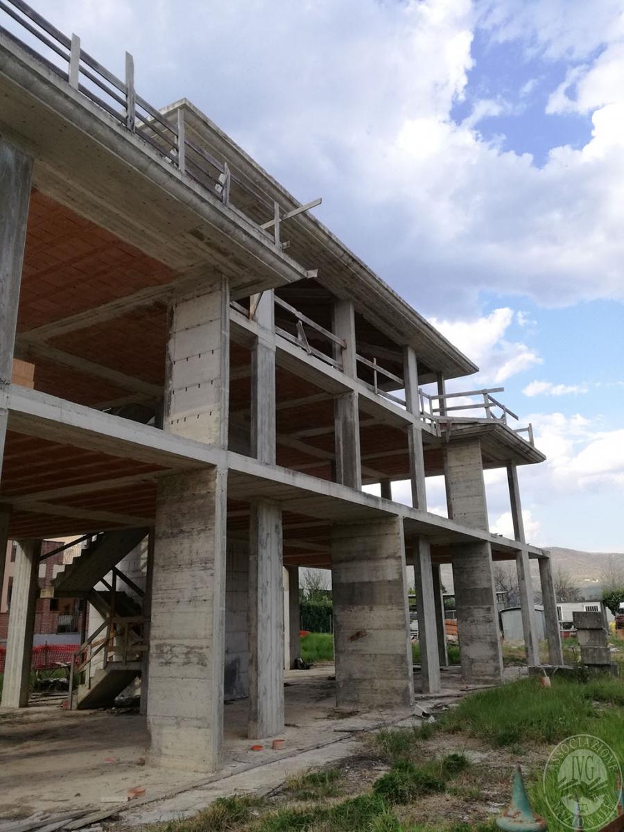 Fabbricato in costruzione a CORTONA in loc. Ossaia - Lotto 3 3