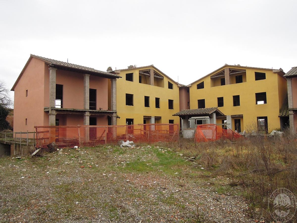 Fabbricato in costruzione a LUCIGNANO in loc. La Croce Via Giuseppe Verdi