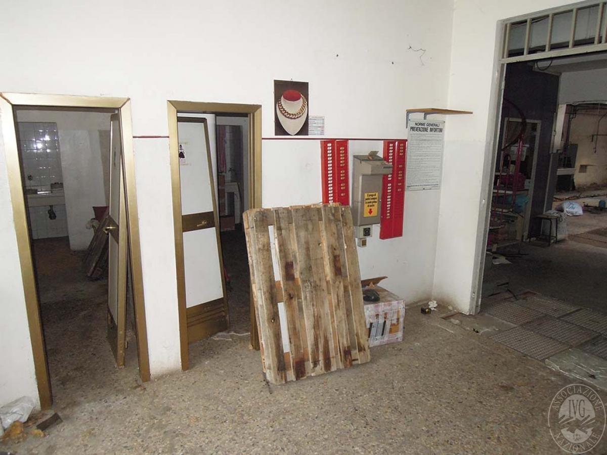 Laboratorio artigianale a CIVITELLA IN VAL DI CHIANA