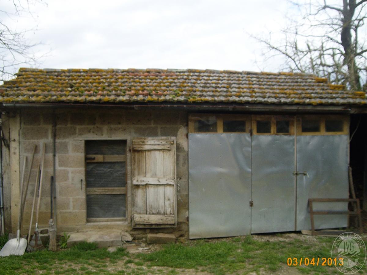 Magazzini a MONTEPULCIANO in Via del Carriolo - Lotto 2 (B) 1