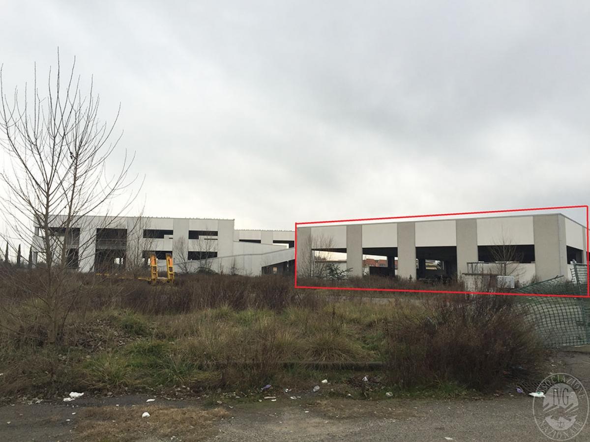 Fabbricato industriale a TORRITA DI SIENA - Lotto 1