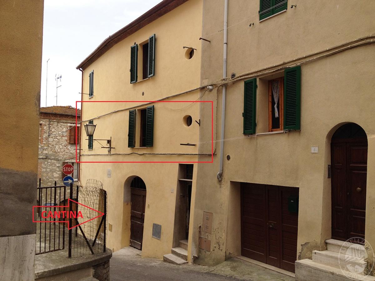 Appartamento ad ASCIANO in Via dei Vasari - Lotto 1