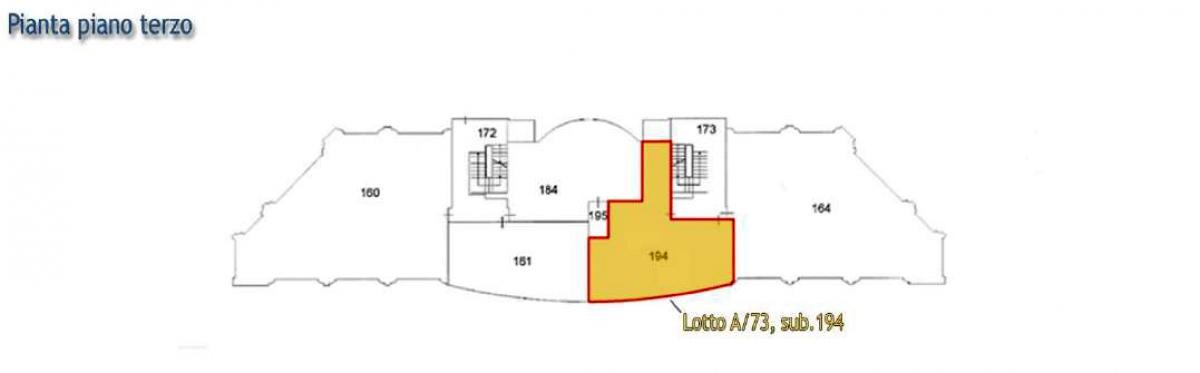 Ufficio ad AREZZO - LOTTO 94 (ex lotto A/94)