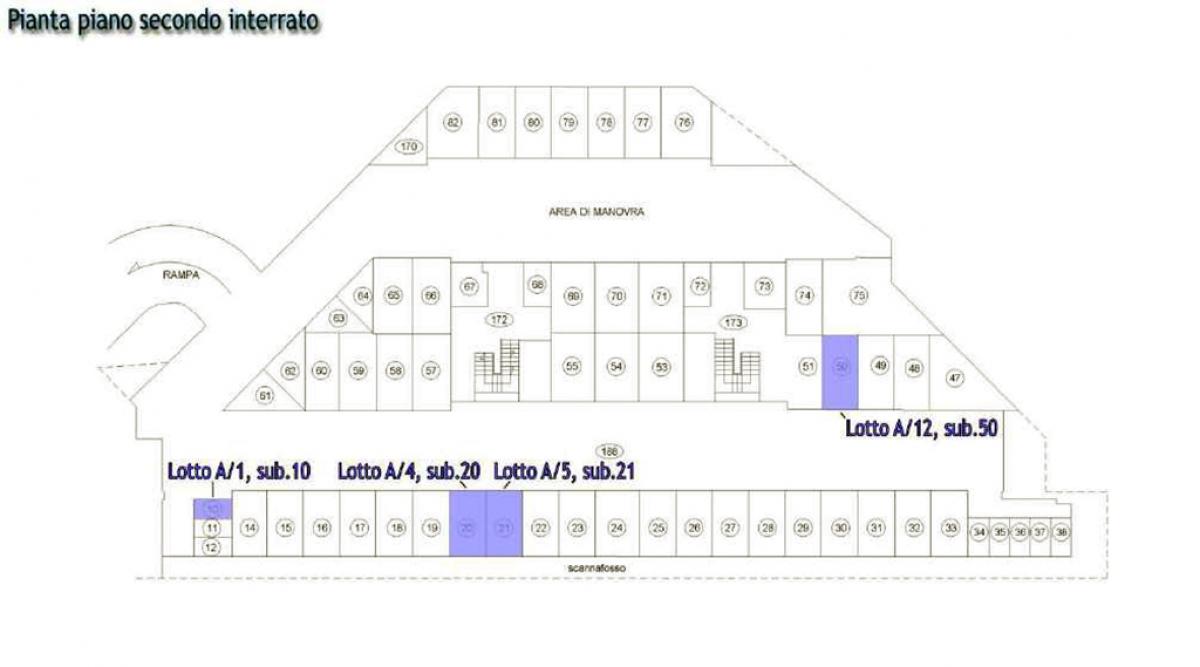 Ufficio ad AREZZO - LOTTO 95 (ex lotto  A/95)