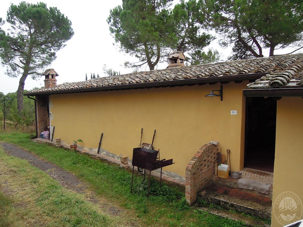 Terra tetto a CHIANCIANO TERME in Strada della Chiana - Lotto 2