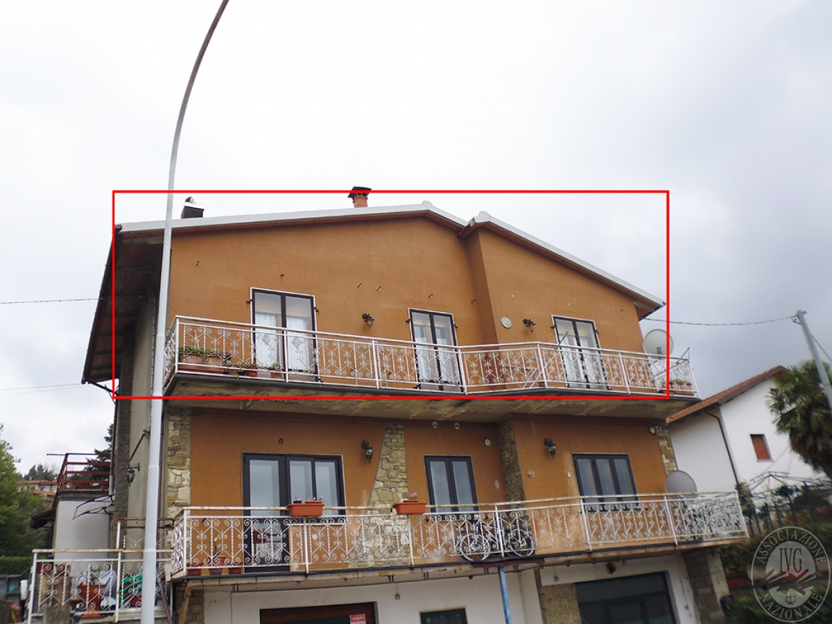 Appartamento a CHITIGNANO in Via Verna