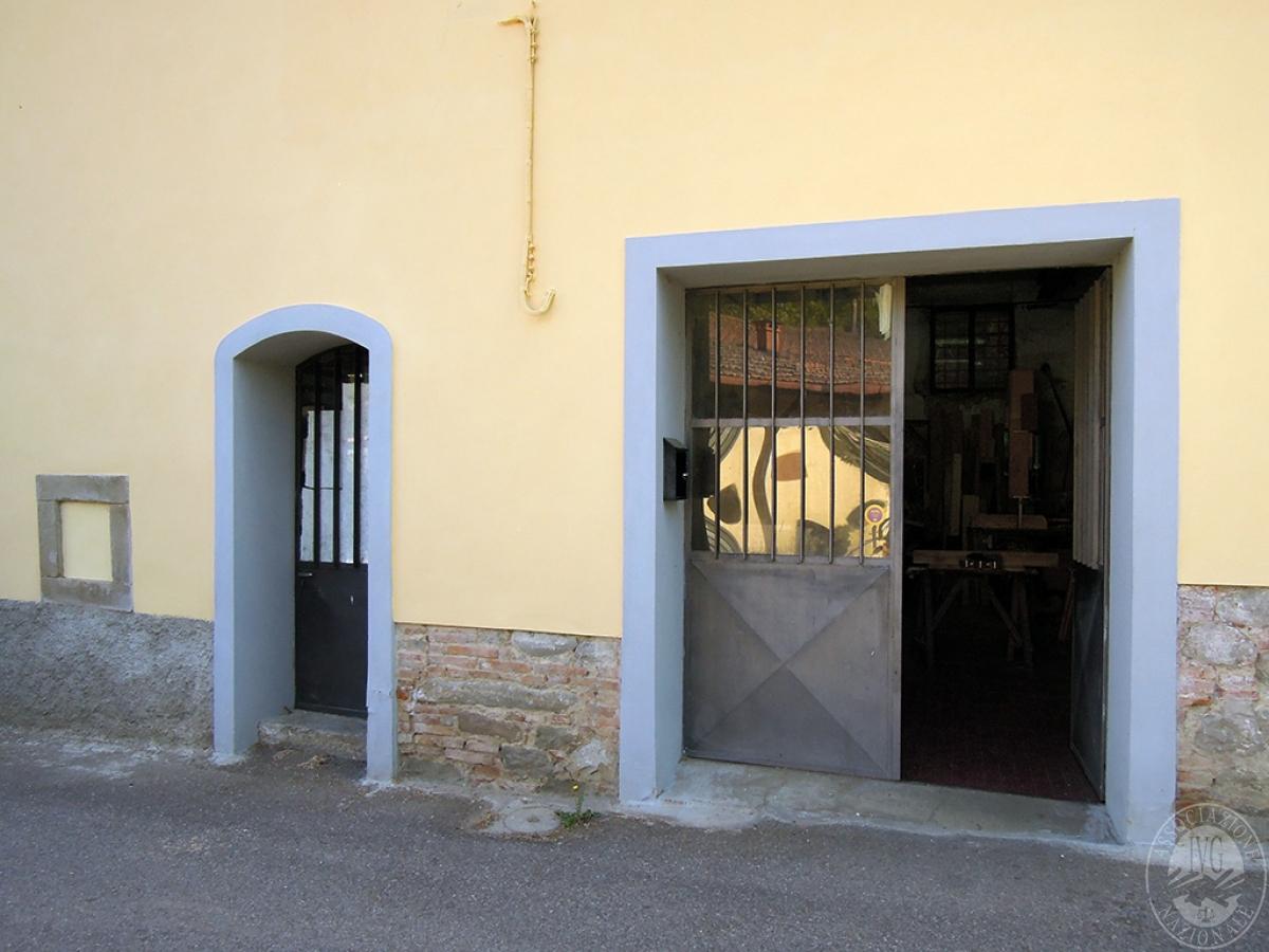 Laboratorio artigianale a TERRANUOVA BRACCIOLINI in loc. Molino delle Gualchiere 0