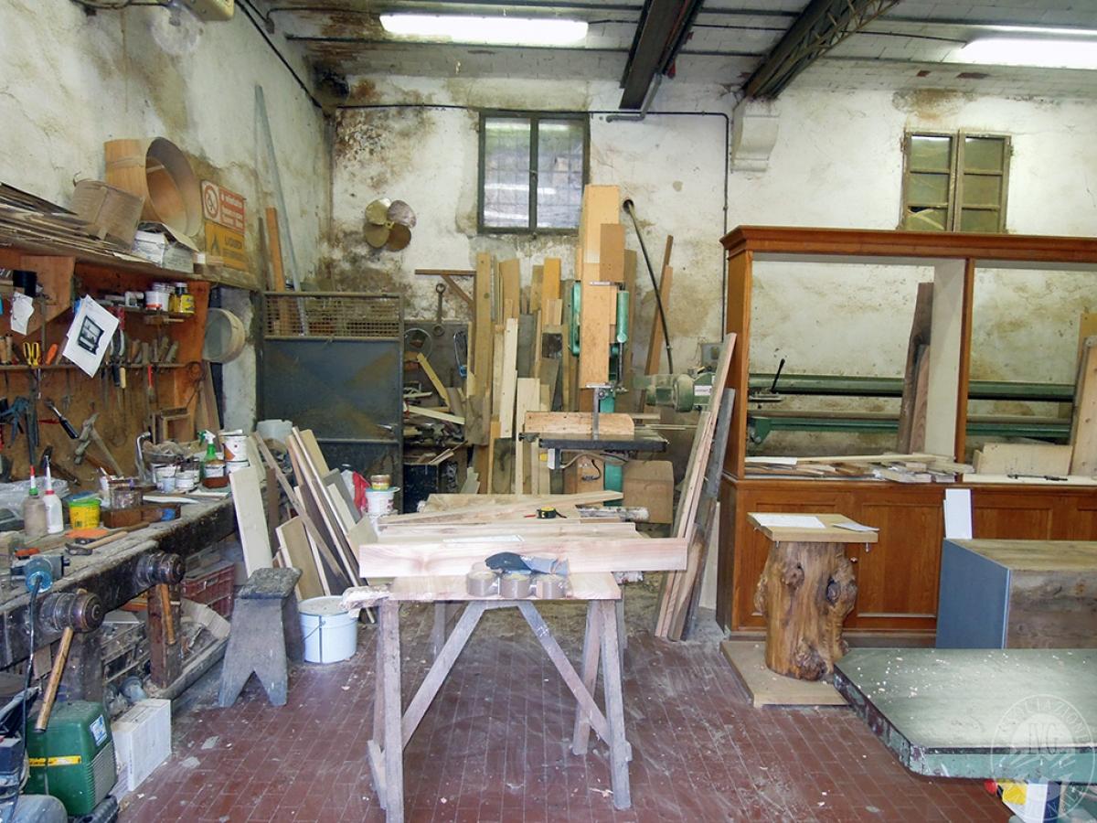Laboratorio artigianale a TERRANUOVA BRACCIOLINI in loc. Molino delle Gualchiere 2
