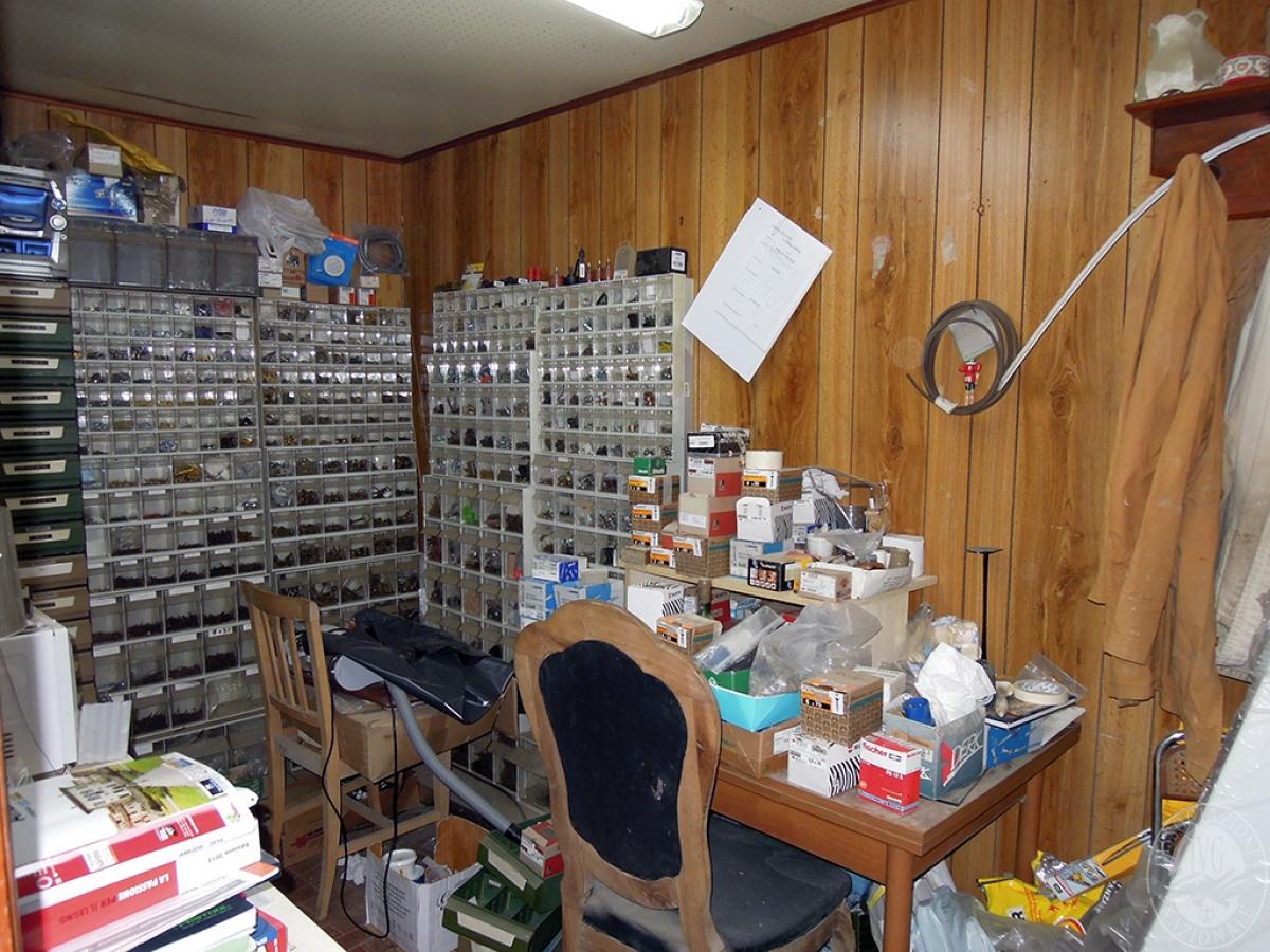 Laboratorio artigianale a TERRANUOVA BRACCIOLINI in loc. Molino delle Gualchiere 3