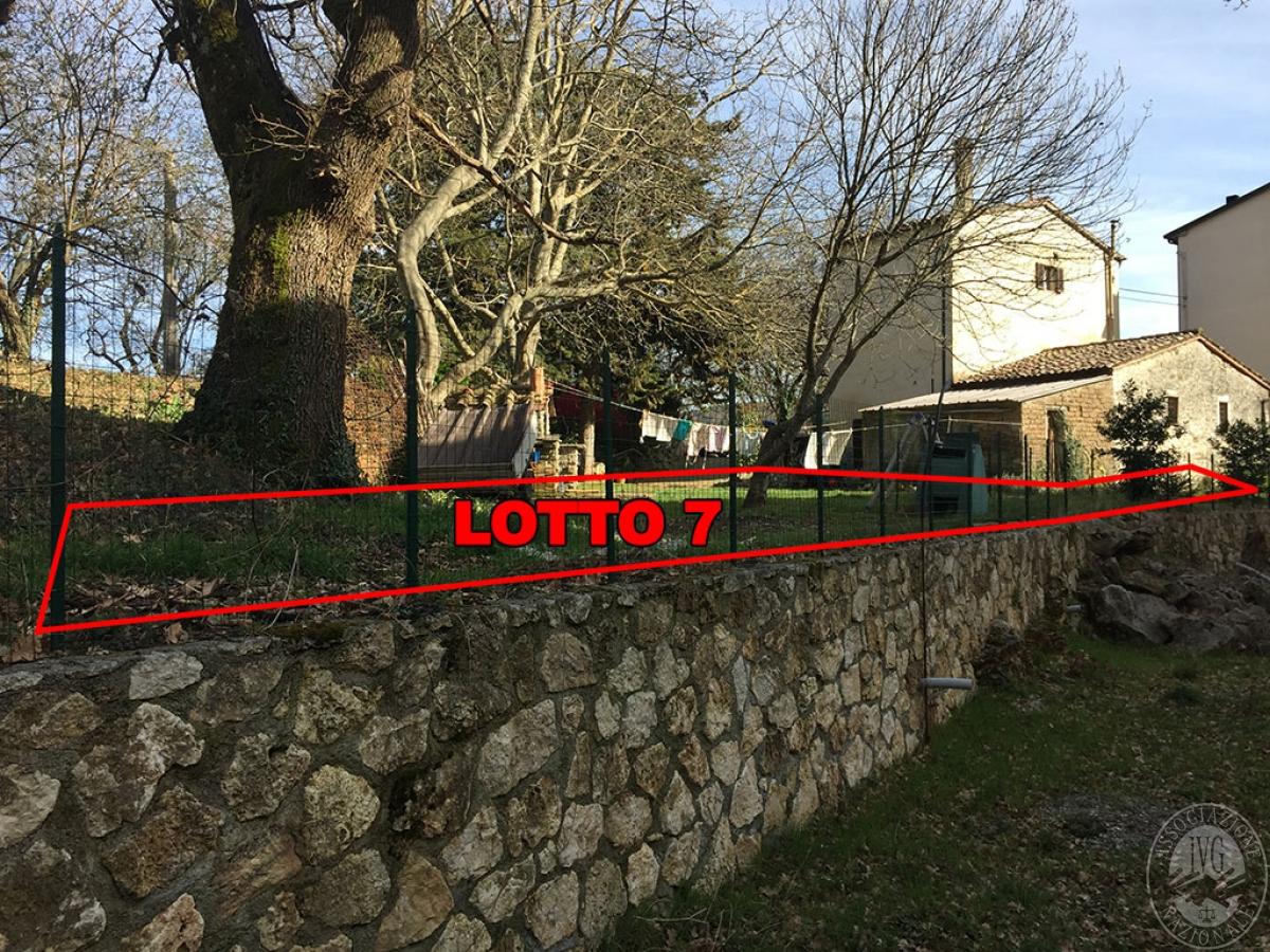 Garage a CASTIGLIONE D'ORCIA in loc. Paltrinieri - Lotto 6 2