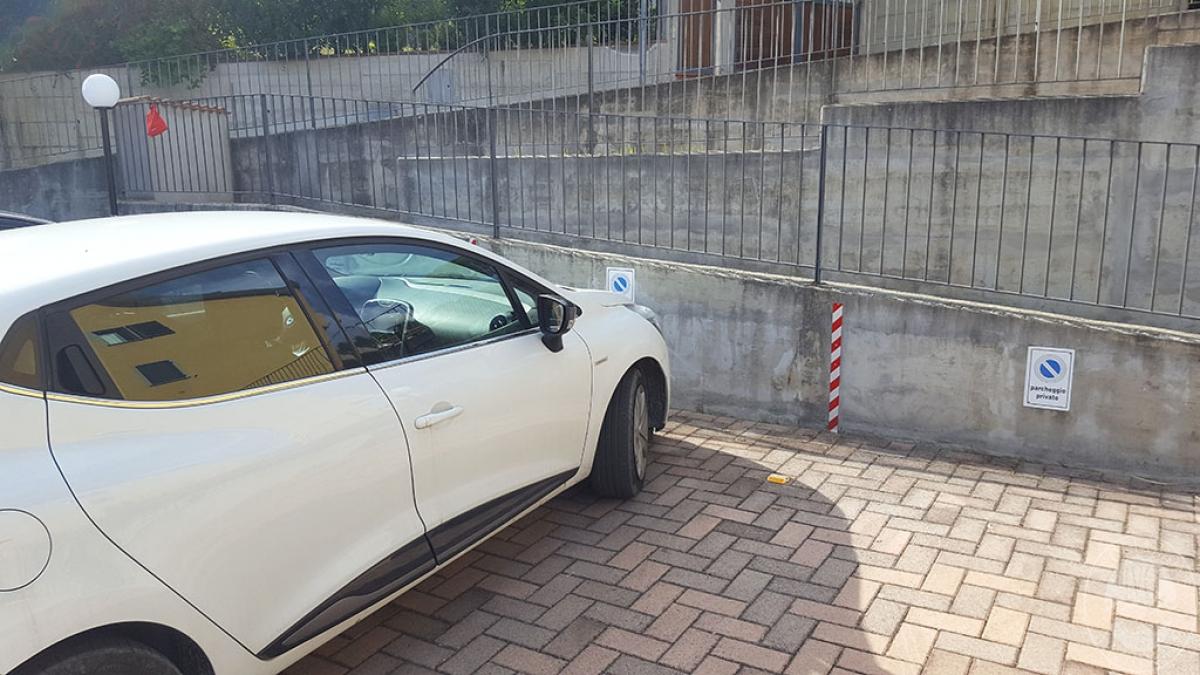 Posto auto a CAPOLONA in Via il Pino - Lotto 14 0